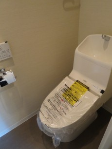 日商岩井本郷マンション トイレ