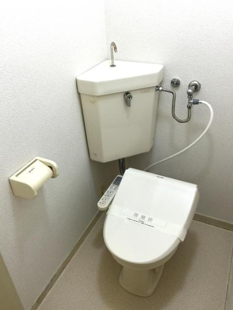 藤和用賀コープ トイレ