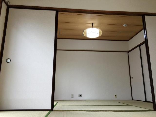 藤和用賀コープ 6帖和室