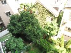 目白ガーデニア バルコニーからの眺望416