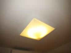 目白ガーデニア スクエアタイプの照明もオシャレ416