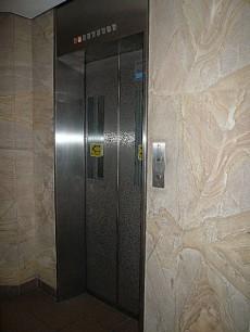 田園調布サニーハイツ エレベーターです。