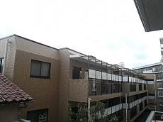田園調布サニーハイツ 3階からの眺望です。
