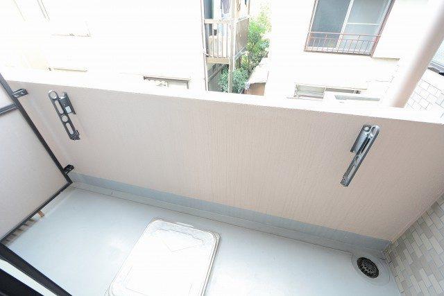 ライオンズシティ渋谷本町204 (59)バルコニー