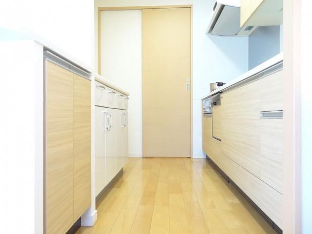 約4.8畳のキッチンスペース