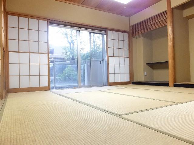 赤坂アーバンライフ 和室