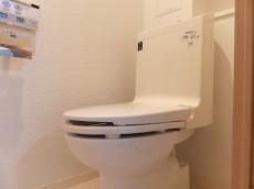 ゼファー明大前クローチェ トイレ