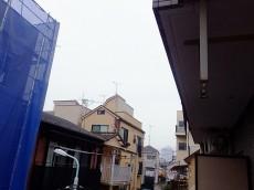 ライオンズシティ渋谷本町 バルコニー