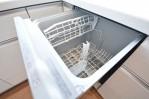 トゥール高輪 食洗機で後片付けも楽々