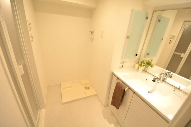ラインコーポ箱崎 洗面室