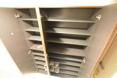 サンヴェール鷺ノ宮 大容量のシューズボックス