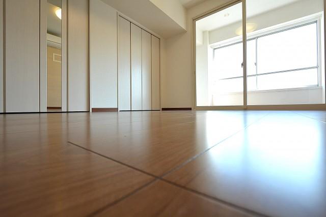 中央マンション 洋室3