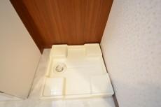 中央マンション 洗濯パン