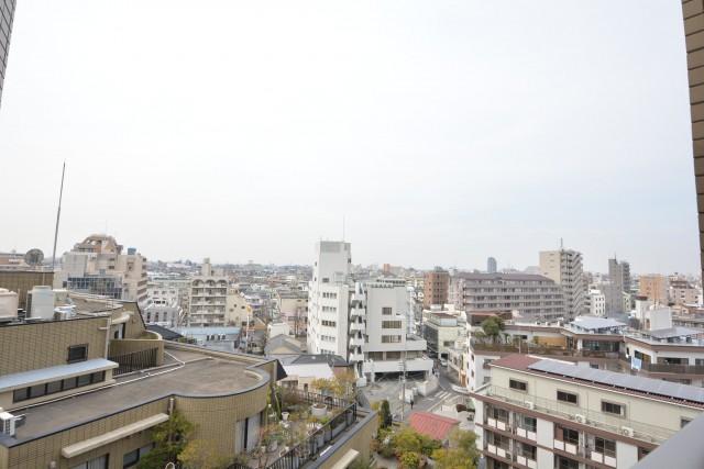 幡ヶ谷ハイムグランシアス 眺望