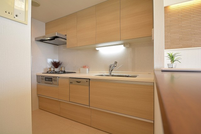 世田谷船橋パーク・ホームズ システムキッチン