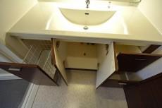 東京テラスB棟 洗面台