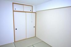 東京テラスB棟 和室