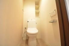 世田谷船橋パーク・ホームズ トイレ
