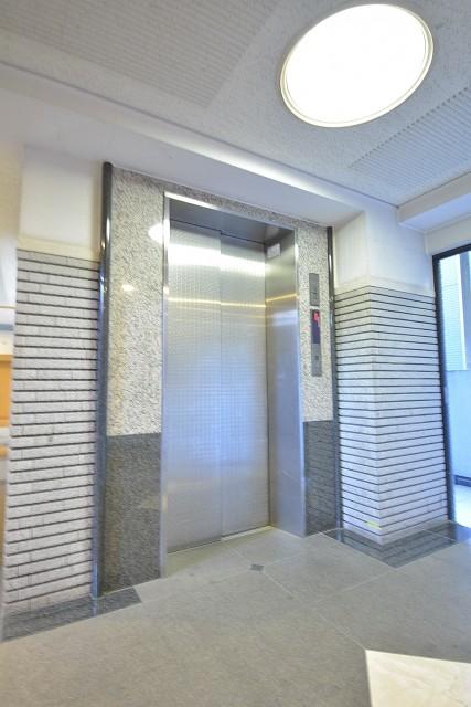 エスカイア上高井戸 エレベーター