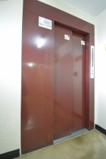 芦花公園ヒミコマンション エレベーター