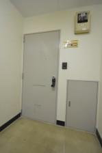 芦花公園ヒミコマンション 玄関ドア
