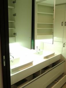 グラントレゾール広尾 洗面台収納