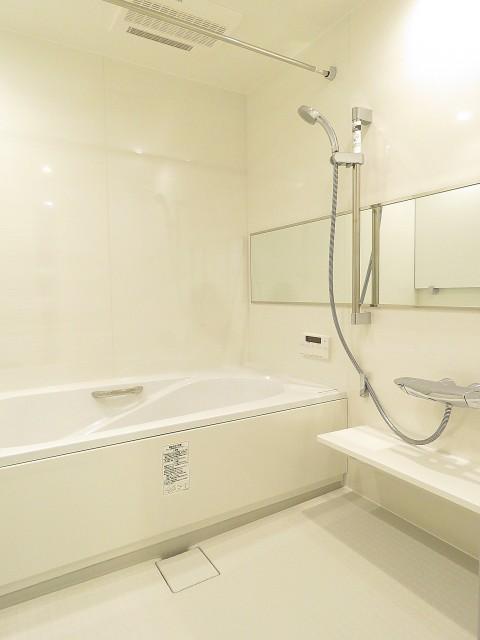 自由ヶ丘センチュリーマンション バスルーム