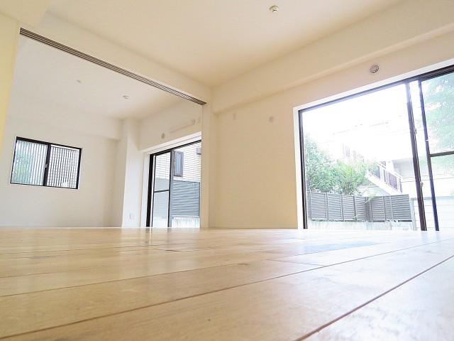 自由ヶ丘センチュリーマンション LD+洋室