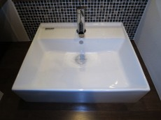 グレースプラザ若松町 洗面室