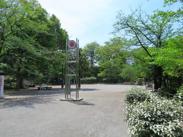ミオカステーロ目黒都立大Ⅱ 中根公園