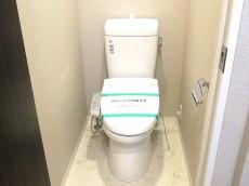 ウエスト経堂マンション トイレ
