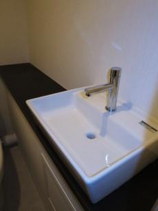トイレの手洗い場&カウンター