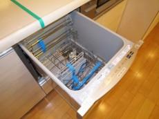 ニックハイム中目黒 ビルトインタイプの食器洗浄機