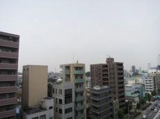 ニックハイム中目黒 バルコニーからの眺望
