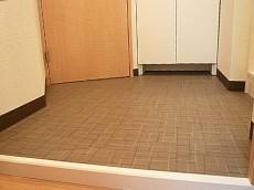 六本木東豊エステート サニタリールームです。