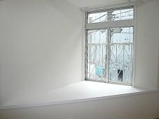 六本木東豊エステート LDK三角形の出窓