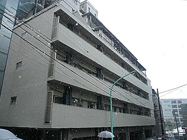 渋谷コーポラス 外観です。