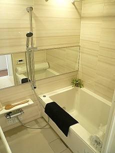 浴室換気乾燥機付き浴室