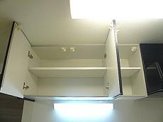 駒沢コーポラス キッチン吊戸棚