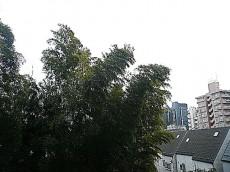 駒沢コーポラス 3階からの眺望です。