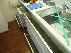 玉川サンケイハウス システムキッチン