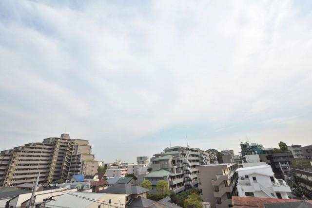 ライオンズマンション芦花公園 バルコニー