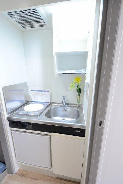 ライオンズシティ渋谷本町204 (53)キッチン