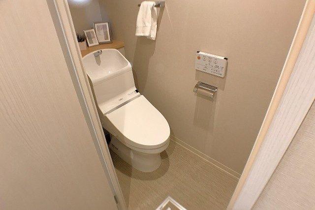 築地永谷タウンプラザ トイレ