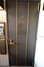 クリオ砧公園1番館 玄関扉