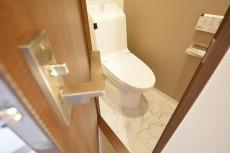 高輪パークホームズ トイレ