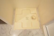 高輪パークホームズ 洗濯パン