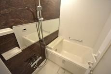 高輪パークホームズ 浴室