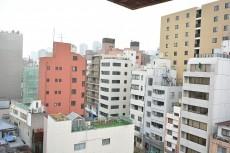 築地永谷タウンプラザ 眺望