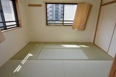 クリオ砧公園1番館 和室